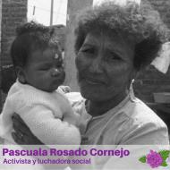 Pascuala Rosado Cornejo