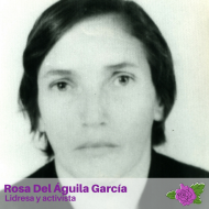 Rosa Del Águila Garcia